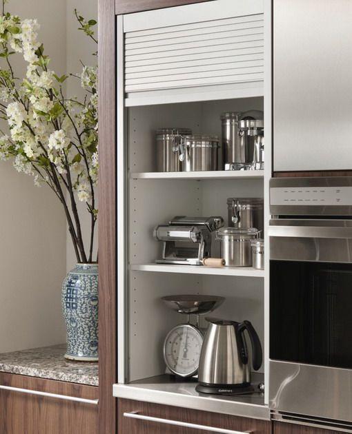 Small kitchen appliances rational ideas Küche, Küchen