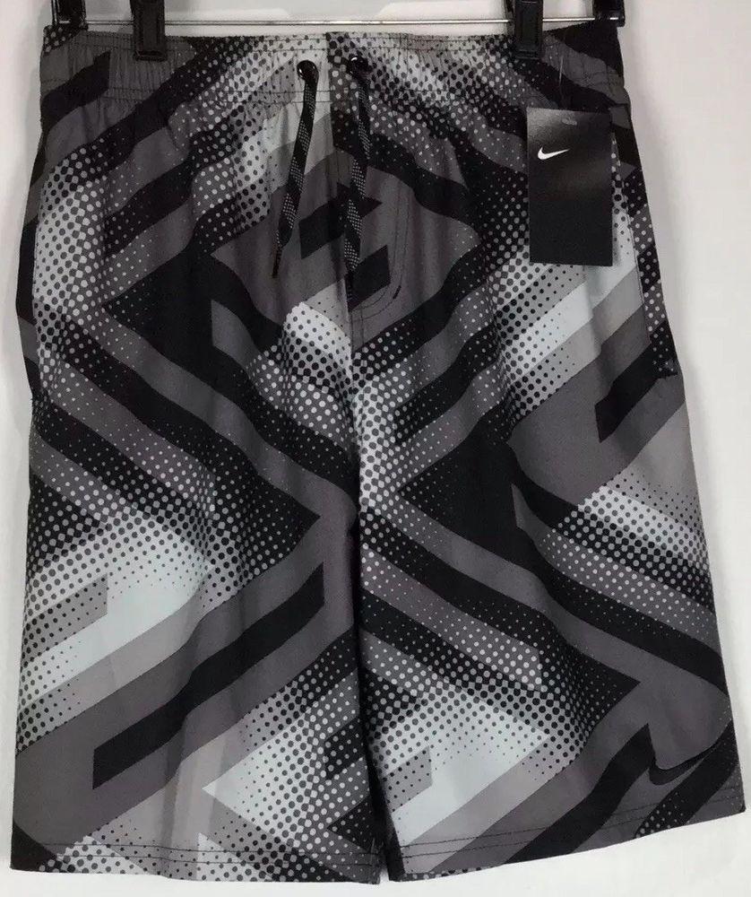eaa360a2c1 Mens Nike Shorts Small Drawstring Swim Trunks NWT Polyester Blend #fashion  #clothing #shoes #accessories #mensclothing #swimwear (ebay link)