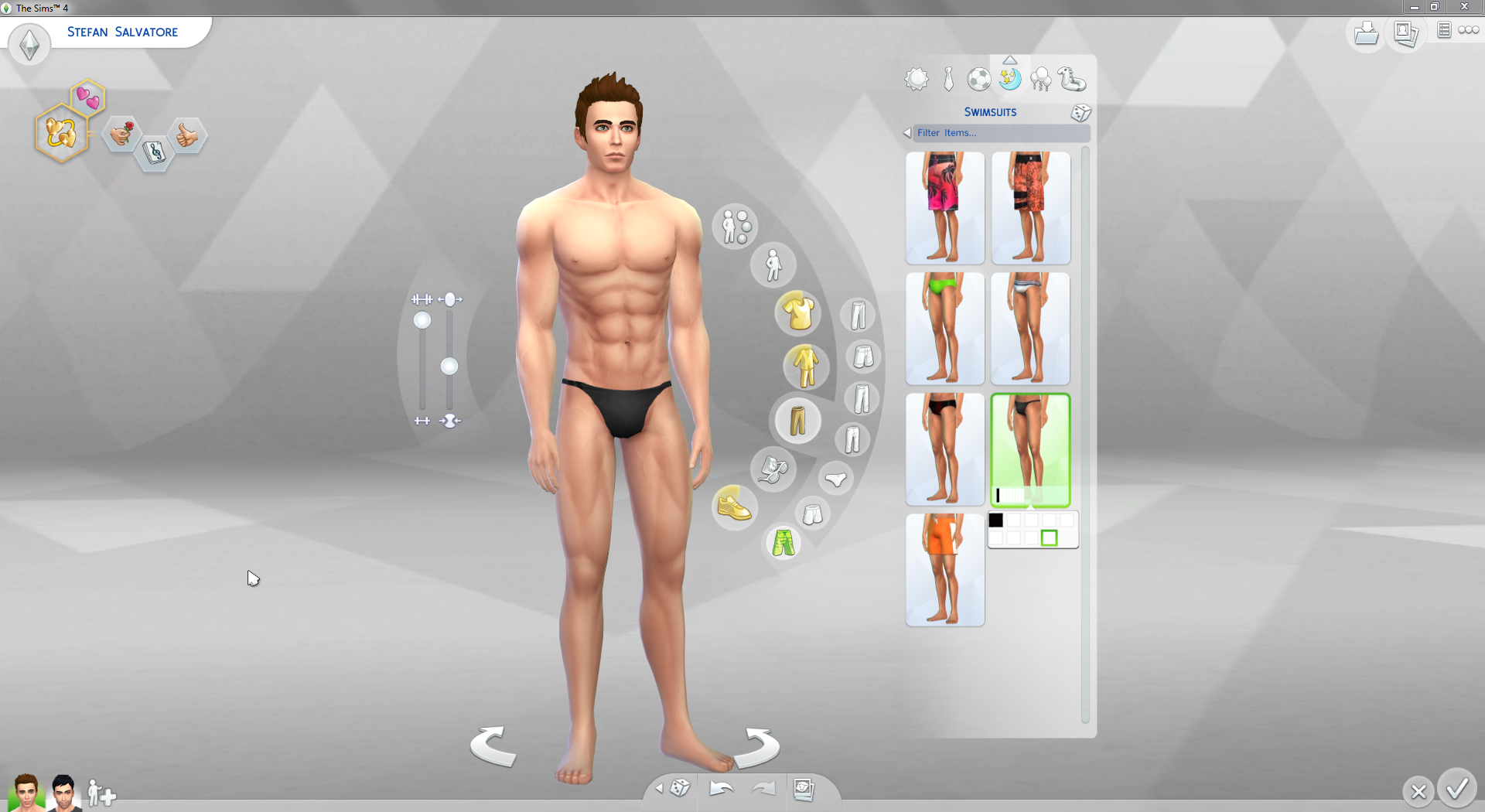 from Cayden gay sims online