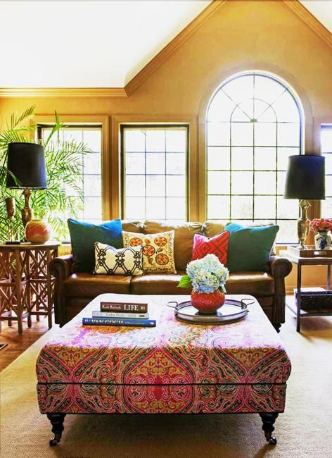 Interior Design trends for 2016, from this article analyzes the key trends  to look for
