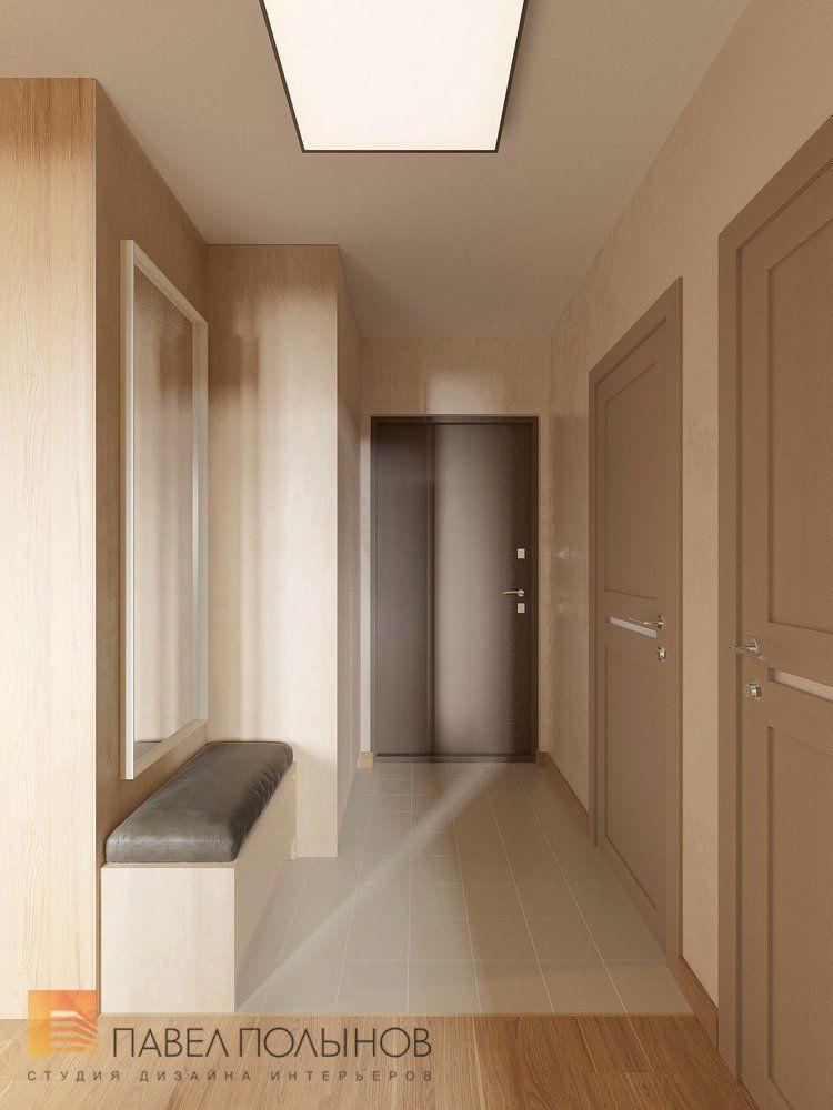 фото прихожая интерьер однокомнатной квартиры в современном стиле