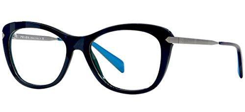 e9e61e8b65a Prada PR09RV Eyeglasses-TFM 1O1 Blue-51mm