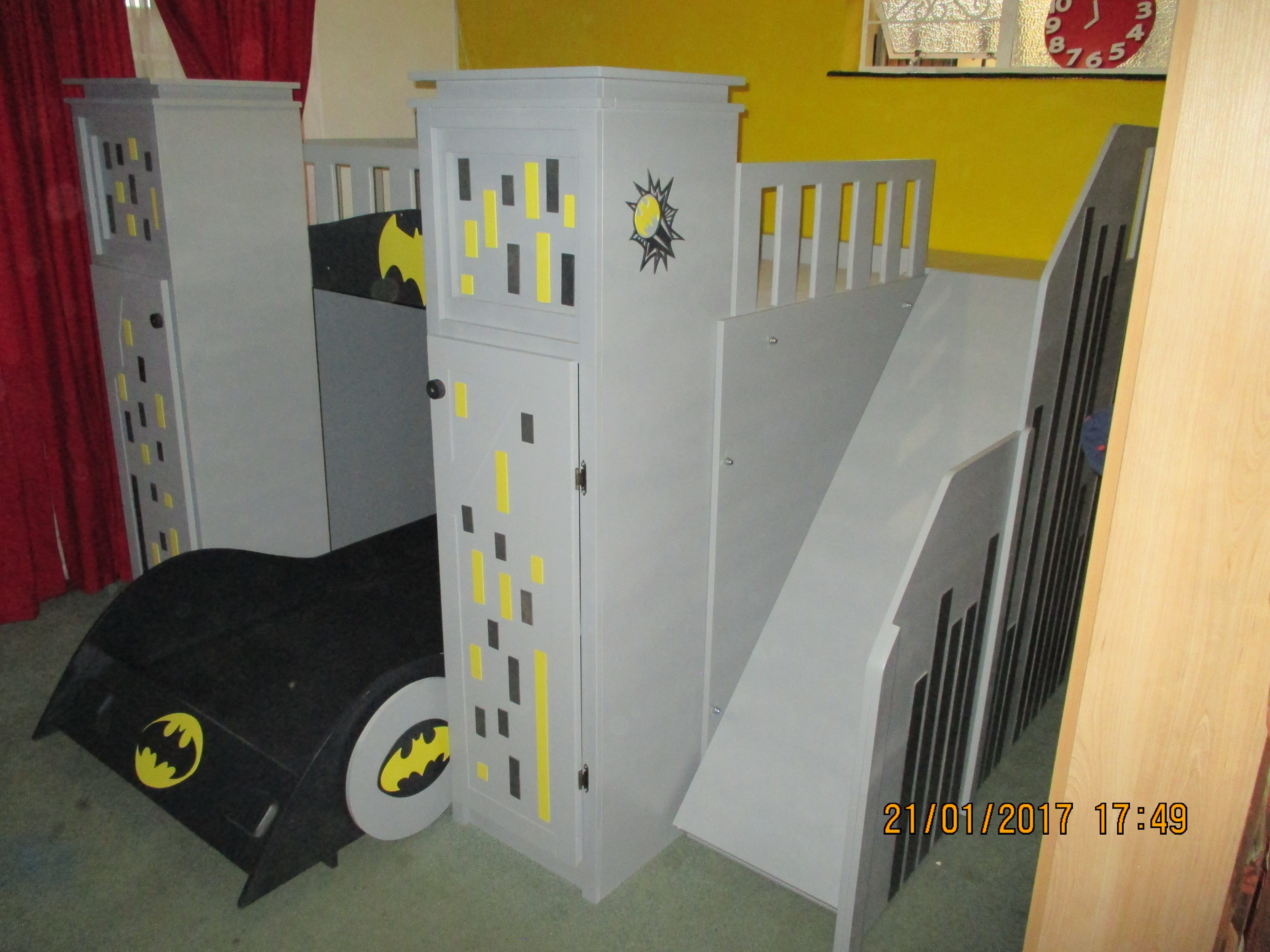 We manufacture hand crafted baby and toddler furniture all the