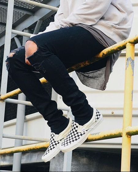 6 Cool Ways to Wear Checkered Vans This Summer | Who What Wear
