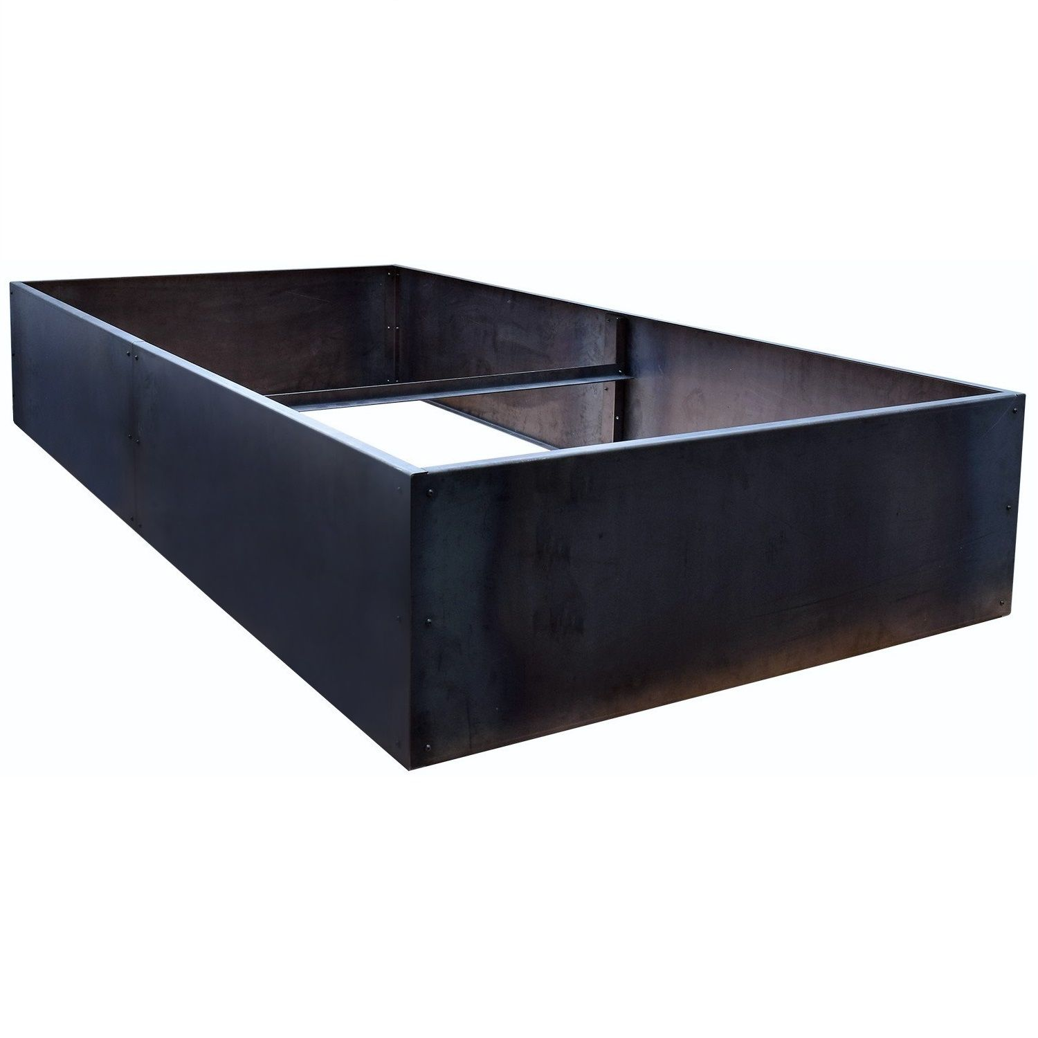 NiceR96 corten steel planter bed