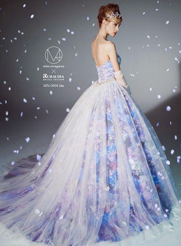 Ice Queen Style! 25 Stunning Wedding Dresses For Winter Wonderland ...