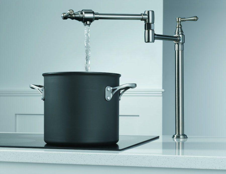 Have You Gotten Your Stovetop Pot Filler Faucet Yet Pot Filler