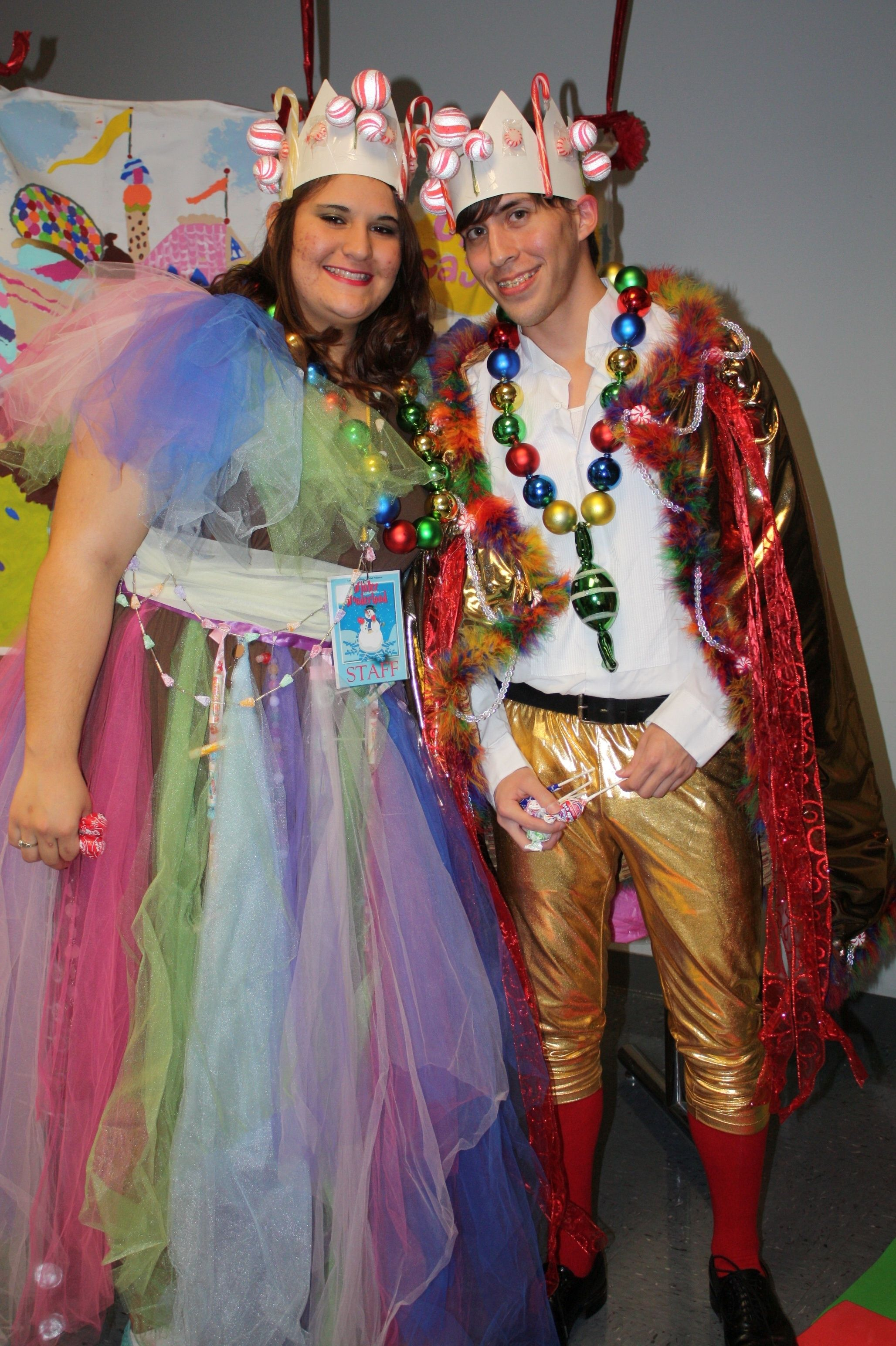 queen/king candyland costumes Candyland party, Couples