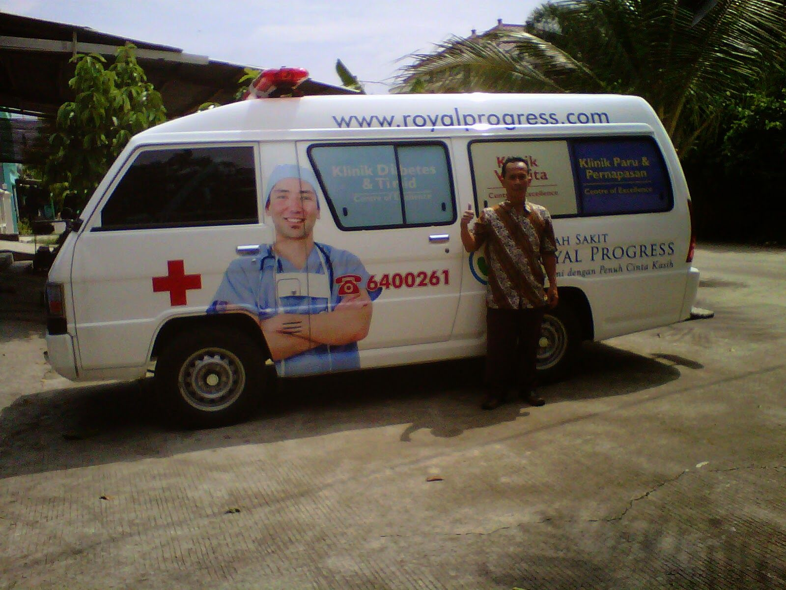 Ags Indonesia Dealer Khusus Ambulance Ambulans Mobil Showroom