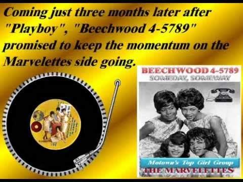 The Marvelettes - Beechwood 4-5789 (July 1962)
