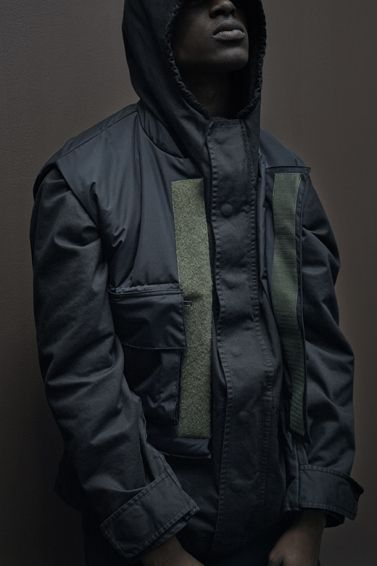 Galerie Kanye West X Adidas Yeezy Season 1 Lookbook Weste Mode Jacken