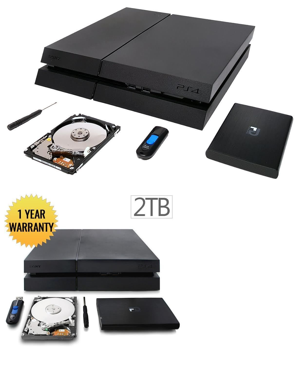 Hard Drives 171820: 2Tb Hard Drive Upgrade Kit For