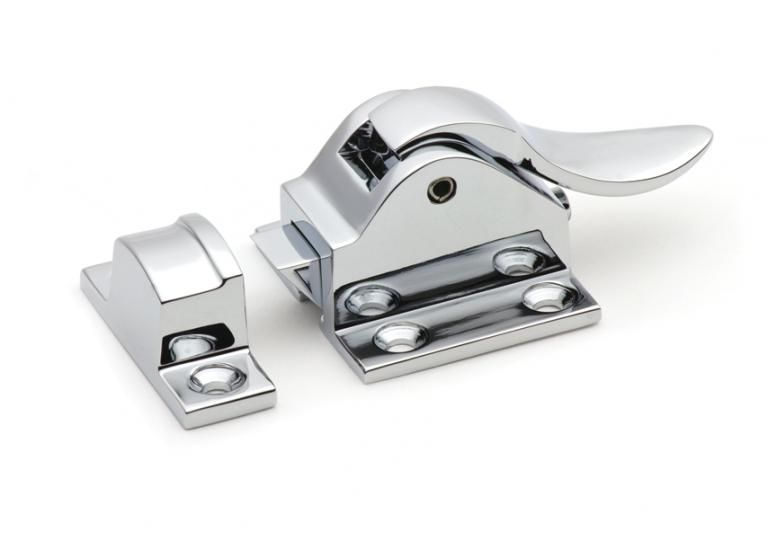 Kitchen Cupboard Latches | Kitchen Cabinet Hardware Com Catches Latches  Latches Polished Chrome .