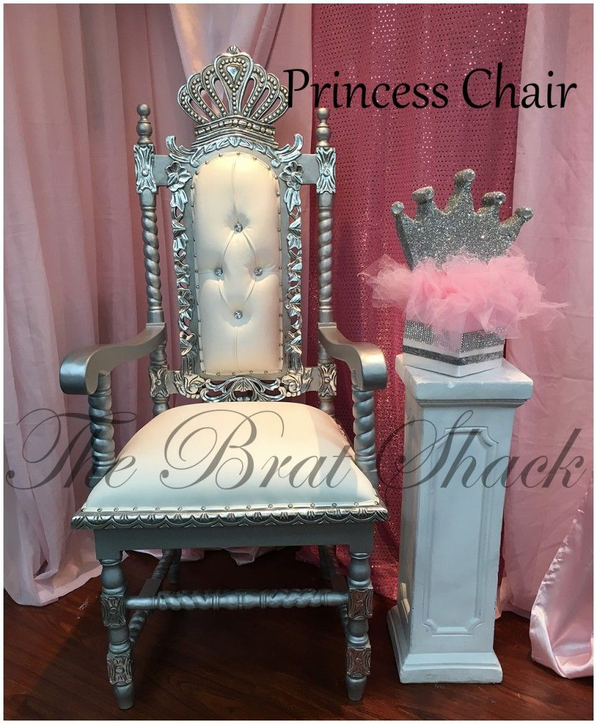 Best Of Baby Shower Decor Rentals Baby Shower Chair Princess