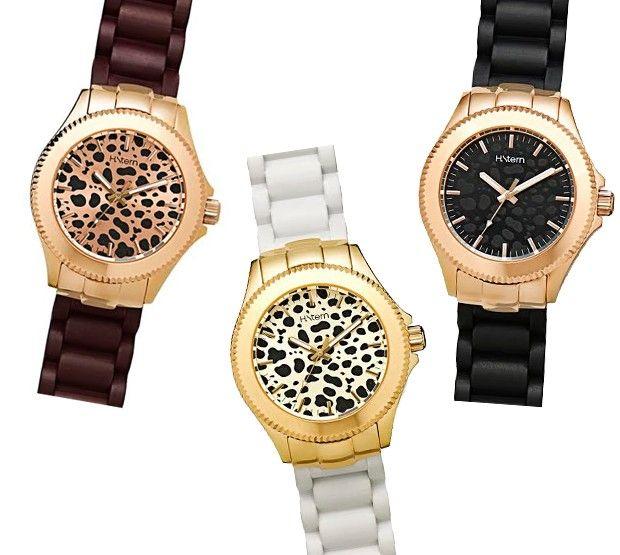 24b9e2a2ddb H.Stern lança coleção de relógios com animal print para linha feminina HS  ID Conheça