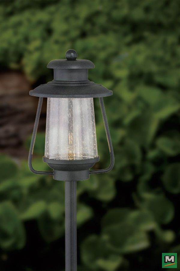 Patriot Lighting Kailani Low Voltage Led Path Light With