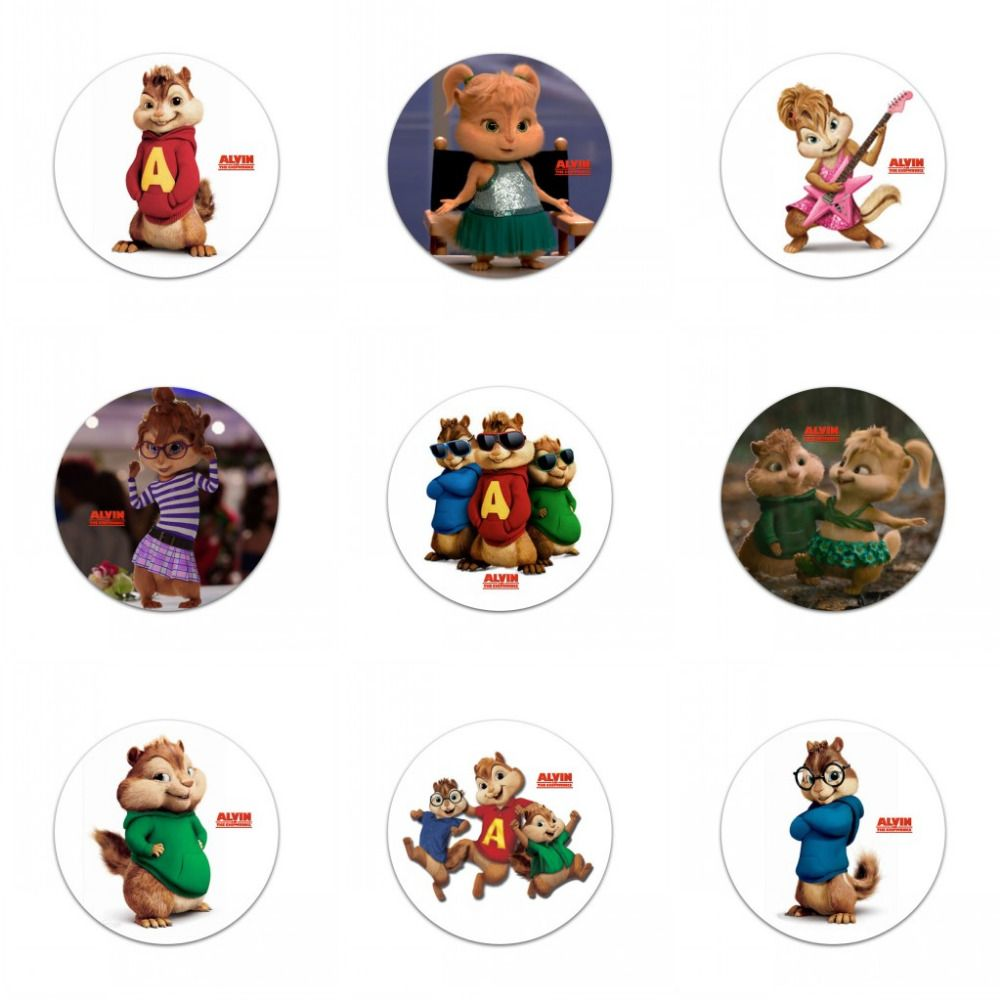 Apparel Sewing & Fabric Lovely 18pcs/lot Super Heroes Mario Moana Cartoon Accessory Badges Pins On Cloth/bag Decoration Buttons Brooch Kid Gift Party Supplies