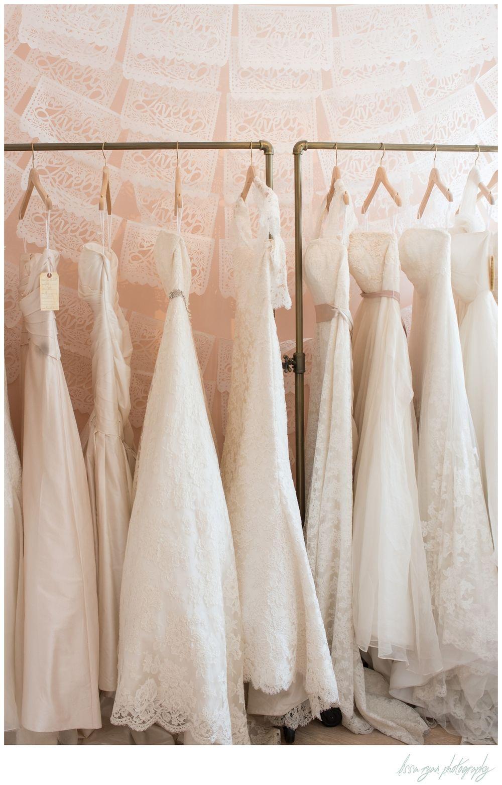 Lovely Dc Wedding Dress Bridal Shop Washington Photographer Lissa Ryan Photography