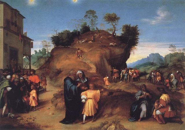 Andrea del Sarto - Stories of Joseph