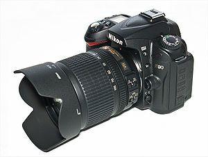 Nikon D90 Wikipedia The Free Encyclopedia Nikon Dslr Camera Nikon D90 Nikon Dslr