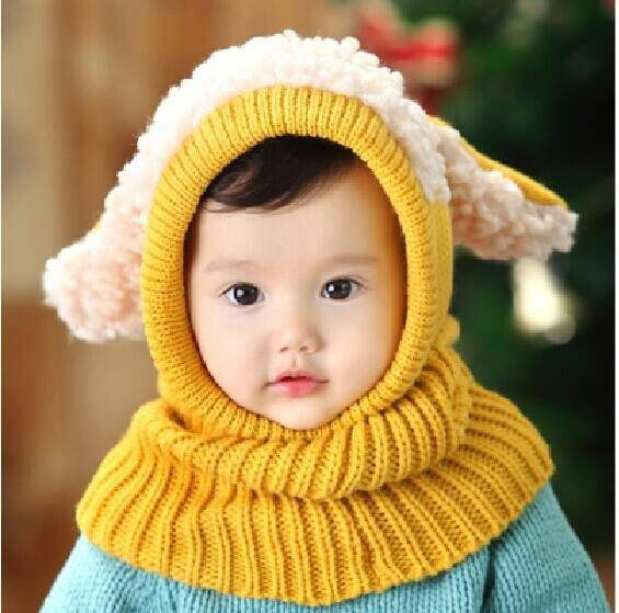 cf3a48d0814 Ini dede paling imut Hooded Scarf