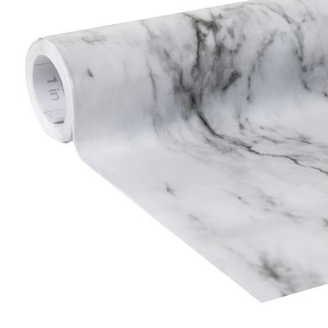 Duck Brand Marble Peel And Stick Adhesive Laminate Walmart