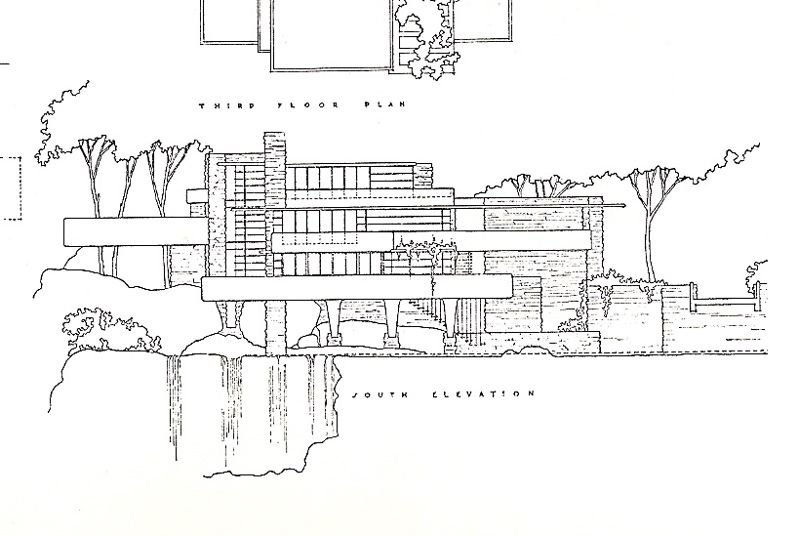 """Exhibition """"Drawings and Objects by Architects†Wright Chat"""