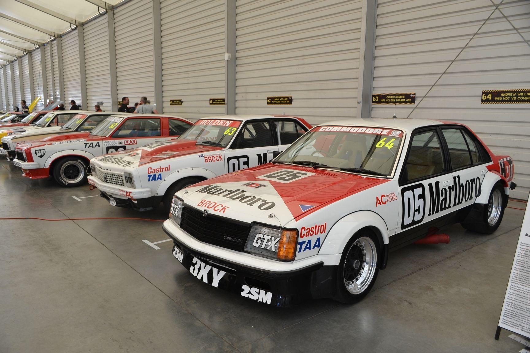 Holden Dealer Team Australian cars, Australian muscle