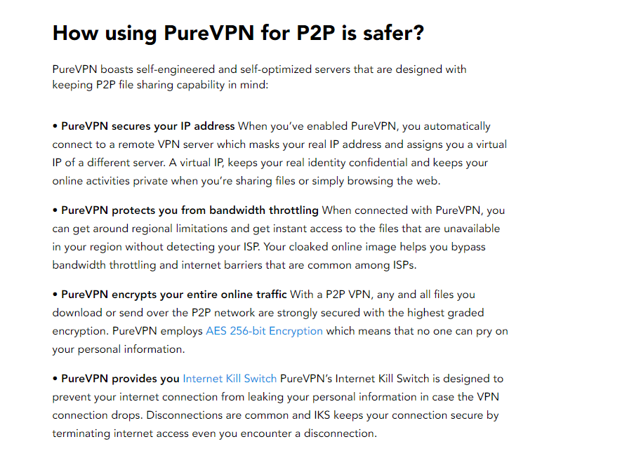 What Is A P2p Vpn Server