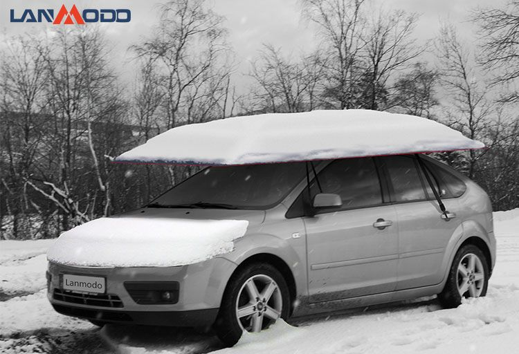Winter Car Cover >> Lanmodo Is The New Best Innovative Snow Car Cover In 2017
