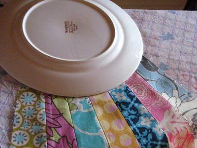 Tempo da qualidade: bolsa de pétalas dresden - um tutorial
