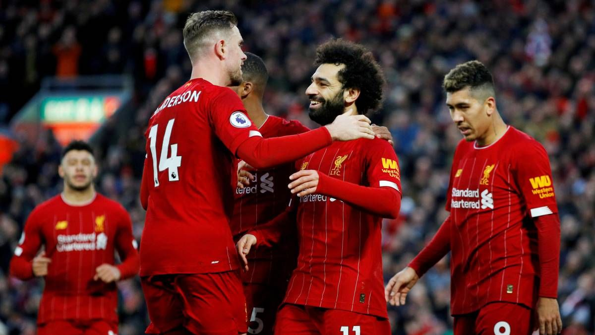 The Race To Be Crowned Premier League Top Goal Scorer Is Far From Decided With Four Players From Four Clu Premier League Premier League Football Liverpool Fans