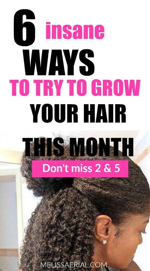 Hair Growth Secrets Using Natural Remedies For Longer Hair