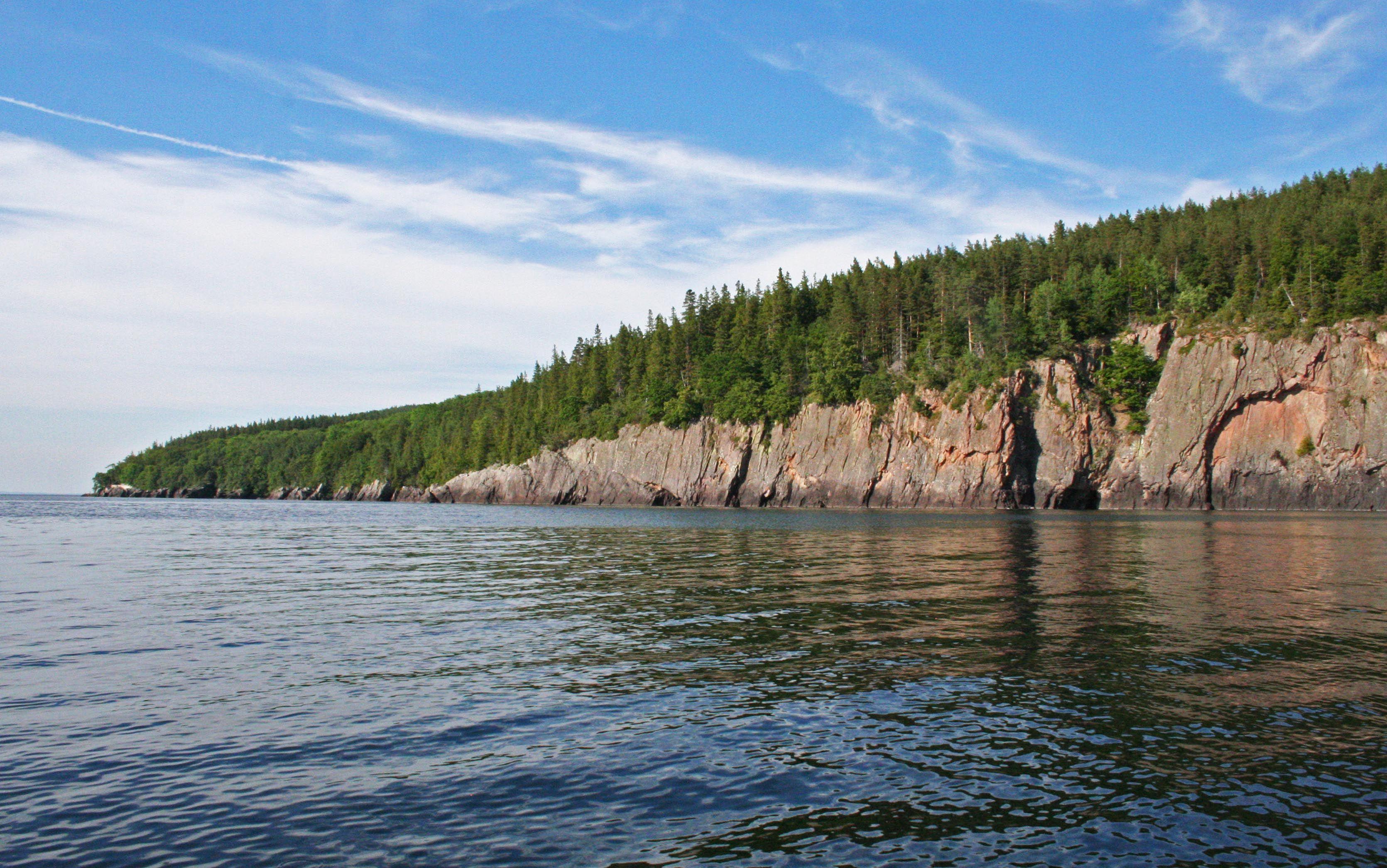 Omberg Lake Vattern Ostergotland Sweden Sverige Platser