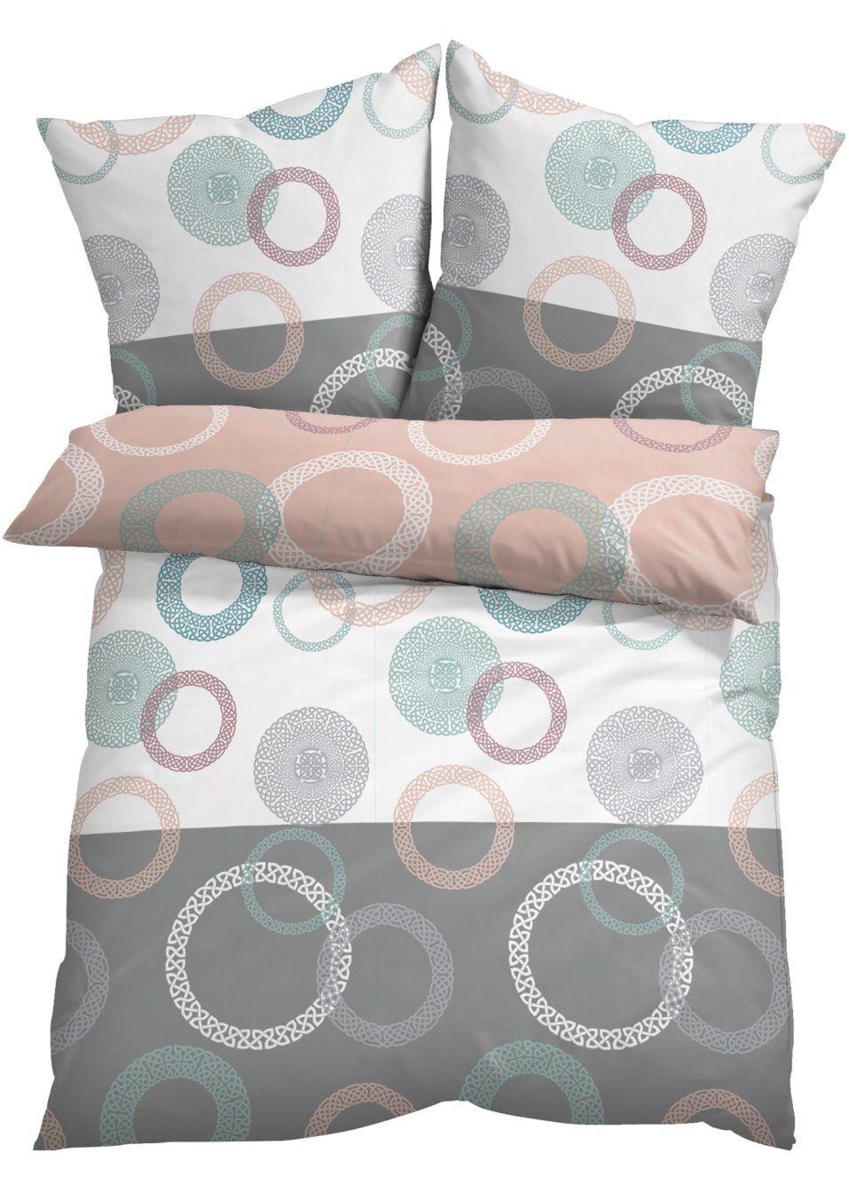 Bettwasche Mit Kreisen Bettwasche Bett Und Modernes Design