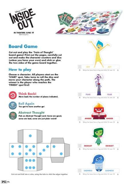 Free Disney Printables and Activity Pages | Free printable ...