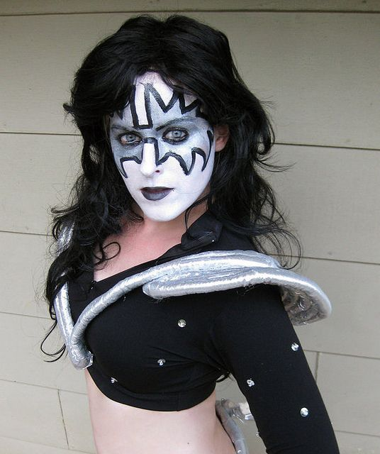 Kiss Makeup Tutorial The Spaceman Ace Frehley Vivaglamlana