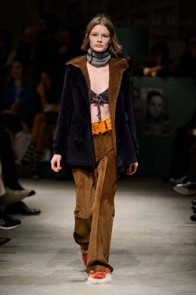 Milano Moda Haftası: Prada Sonbahar 2017 - Fotoğraf 1 - InStyle Türkiye