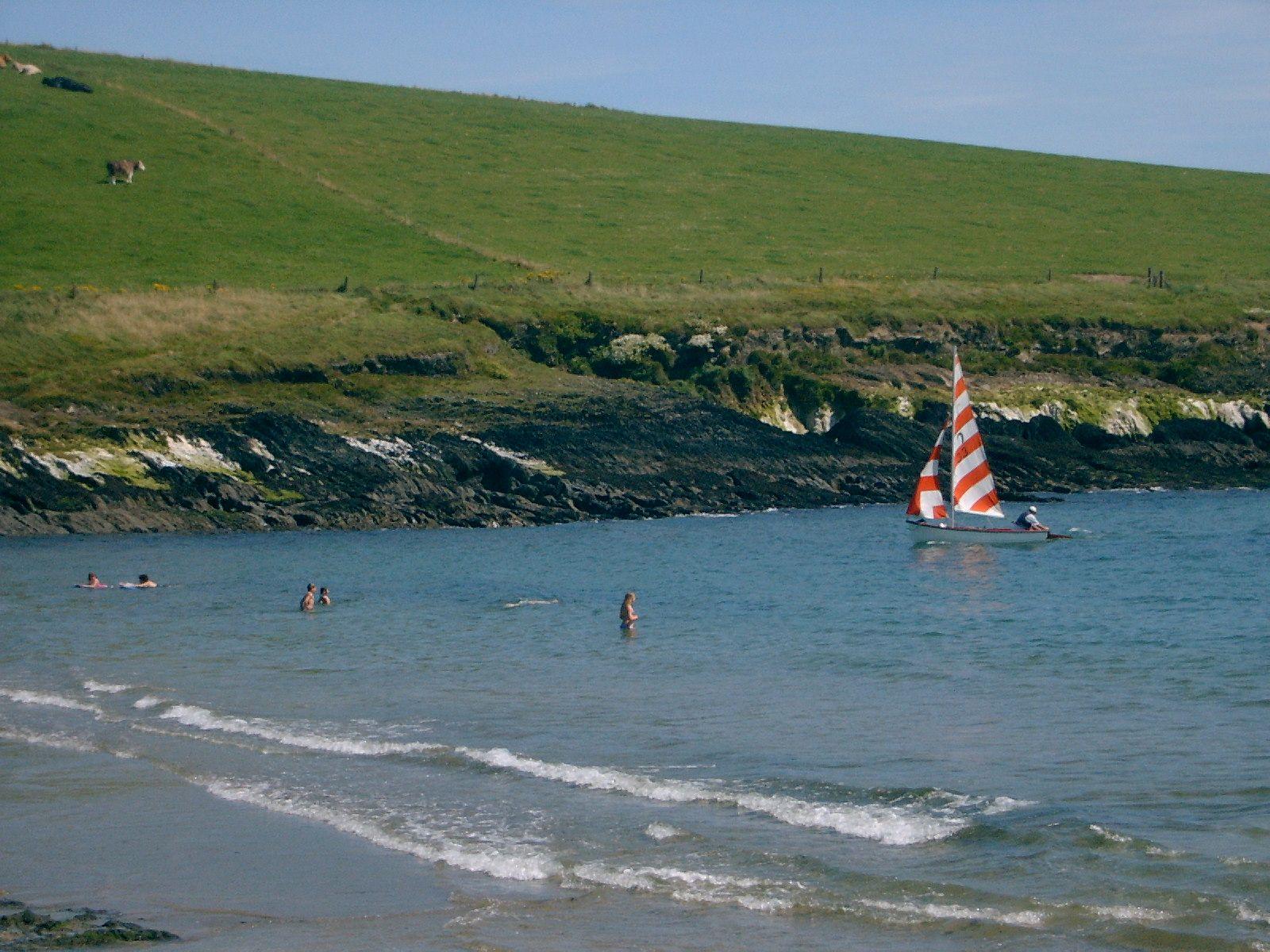 Howestrand Beach, Co.Cork