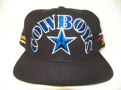 84dd9453c55 DALLAS COWBOYS 5 TIMES SUPERBOWL CHAMPION SNAPBACK HAT GREEN UNDERBRIM by  ANNCO.  25.50. Adjustable