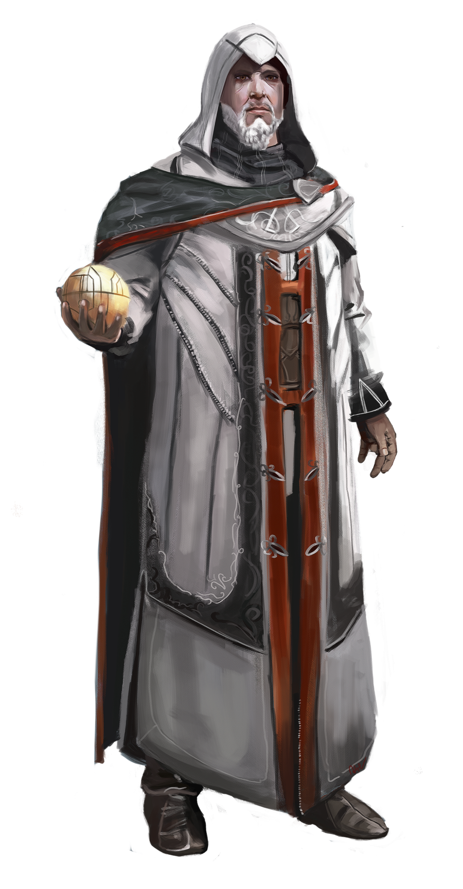Old Altair by Namecchan   Personagens masculinos, Rpg, Super herói
