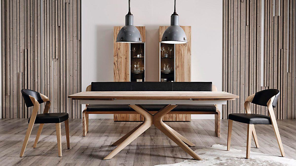 pin von einrichtungshaus weber gmbh auf inneneinrichtung pinterest m bel tisch und esstisch. Black Bedroom Furniture Sets. Home Design Ideas
