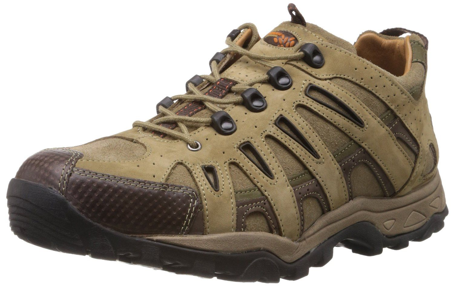 Woodland Mens Leather Boat Shoes