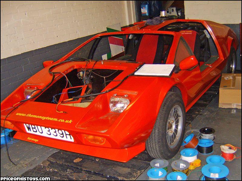 Vw Charger Kit Car