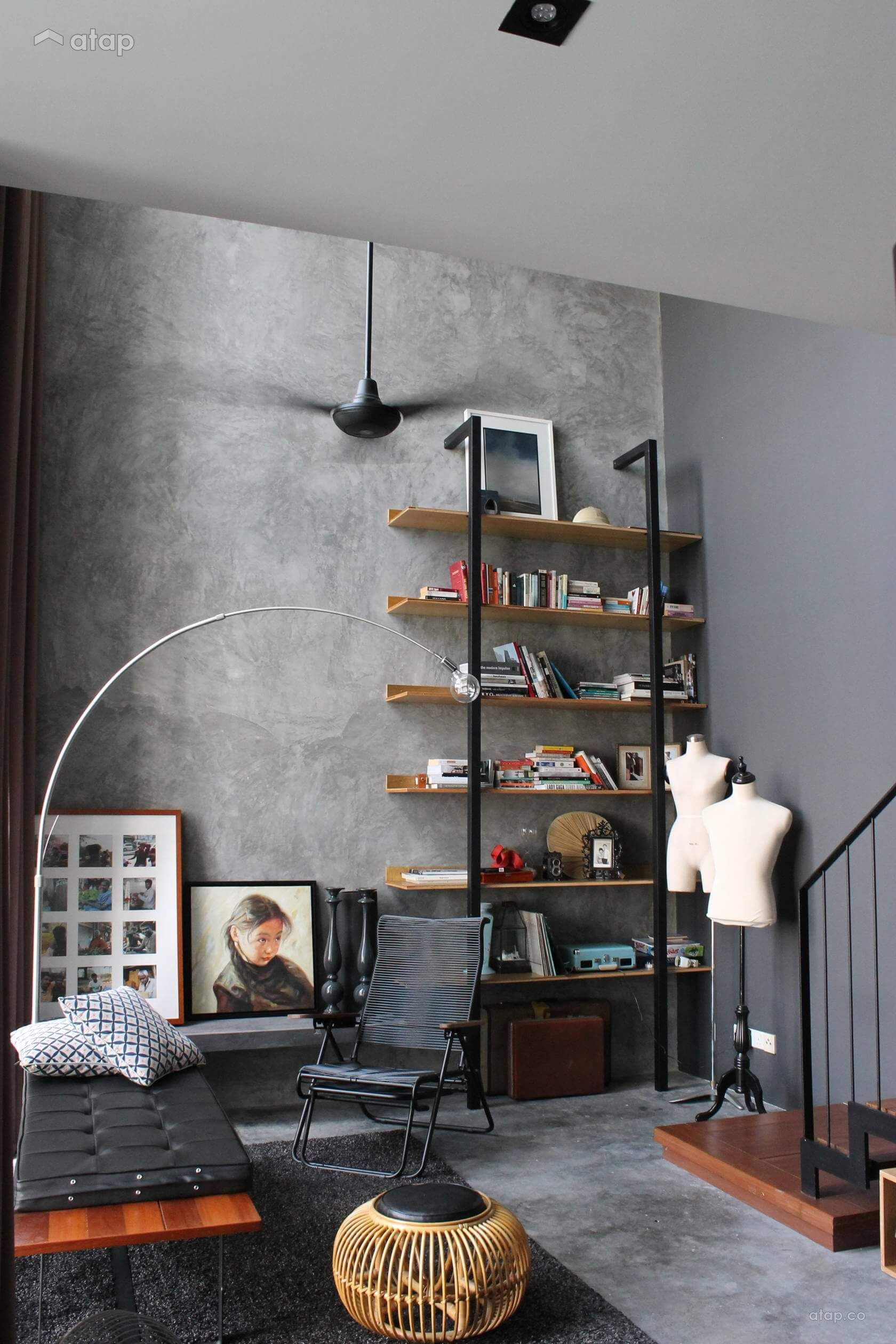 Studio Interior Design Ideas The Artistic Approach To Live In A