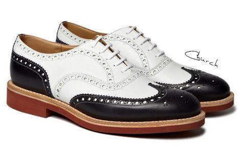 White shoes men