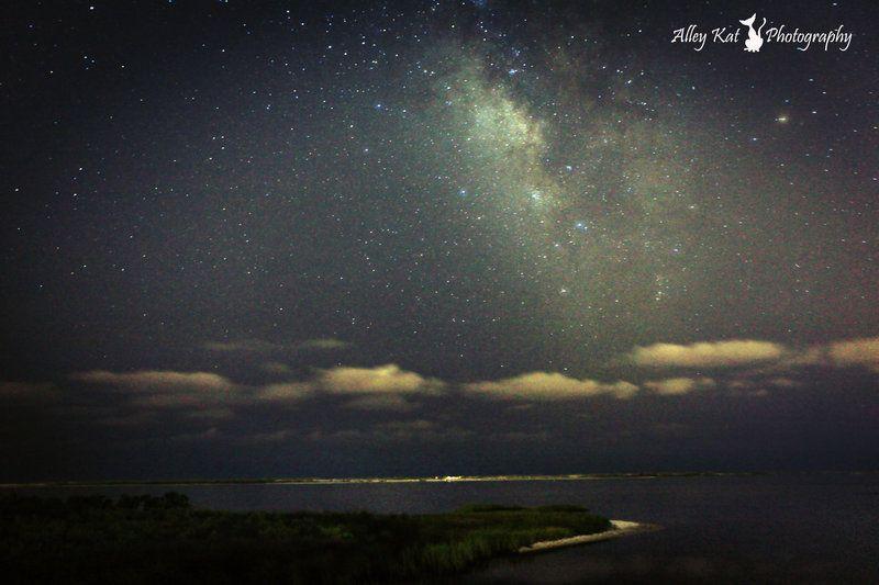 Milky Way Night Photography Pensacola Fl Alley Kat Photography Photo By Alley Kat