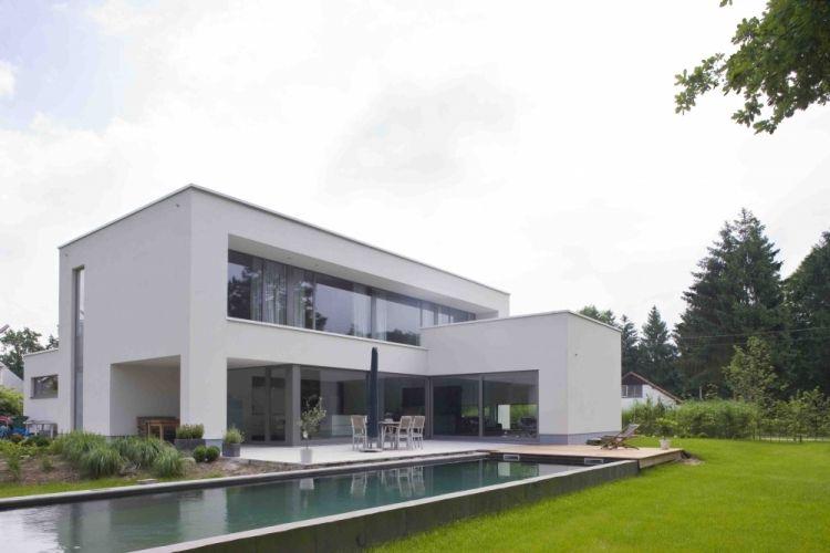 Hedendaagse woning zoek een architect vile pinterest