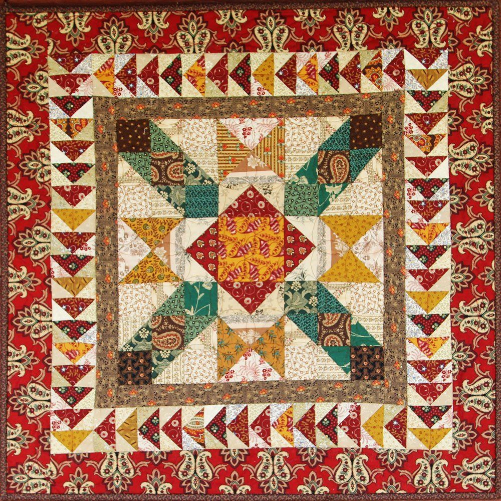 My Little Boho Quilt Pattern Pine Valley Quilts Quilt Patterns Boho Quilt Quilts