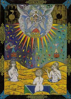 sex-death-rebirth:Judgement,Kazanlar Tarot